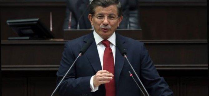 Başbakan Davutoğlu, Kırkıncı ailesine taziyelerini iletti