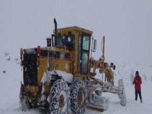 Hakkari çevrelerinde yoğun kar yağışı bekleniyor