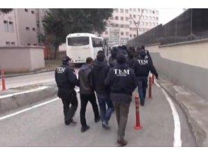 Gaziantep'te PKK operasyonu: 14 tutuklama!