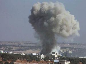 İdlib'de peş peşe patlamalar: 30 kişi hayatını kaybetti