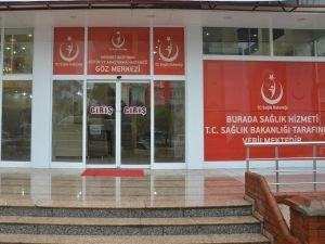 FETÖ'den kapatılan göz merkezi devlet hastanesine devredildi