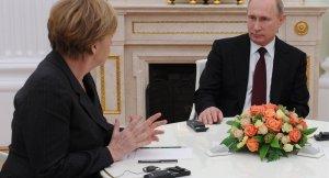 Merkel, yaptırımları kaldırmaya hazırım
