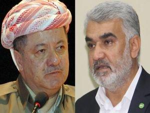 Yapıcıoğlu'ndan Barzani ailesine taziye telefonu