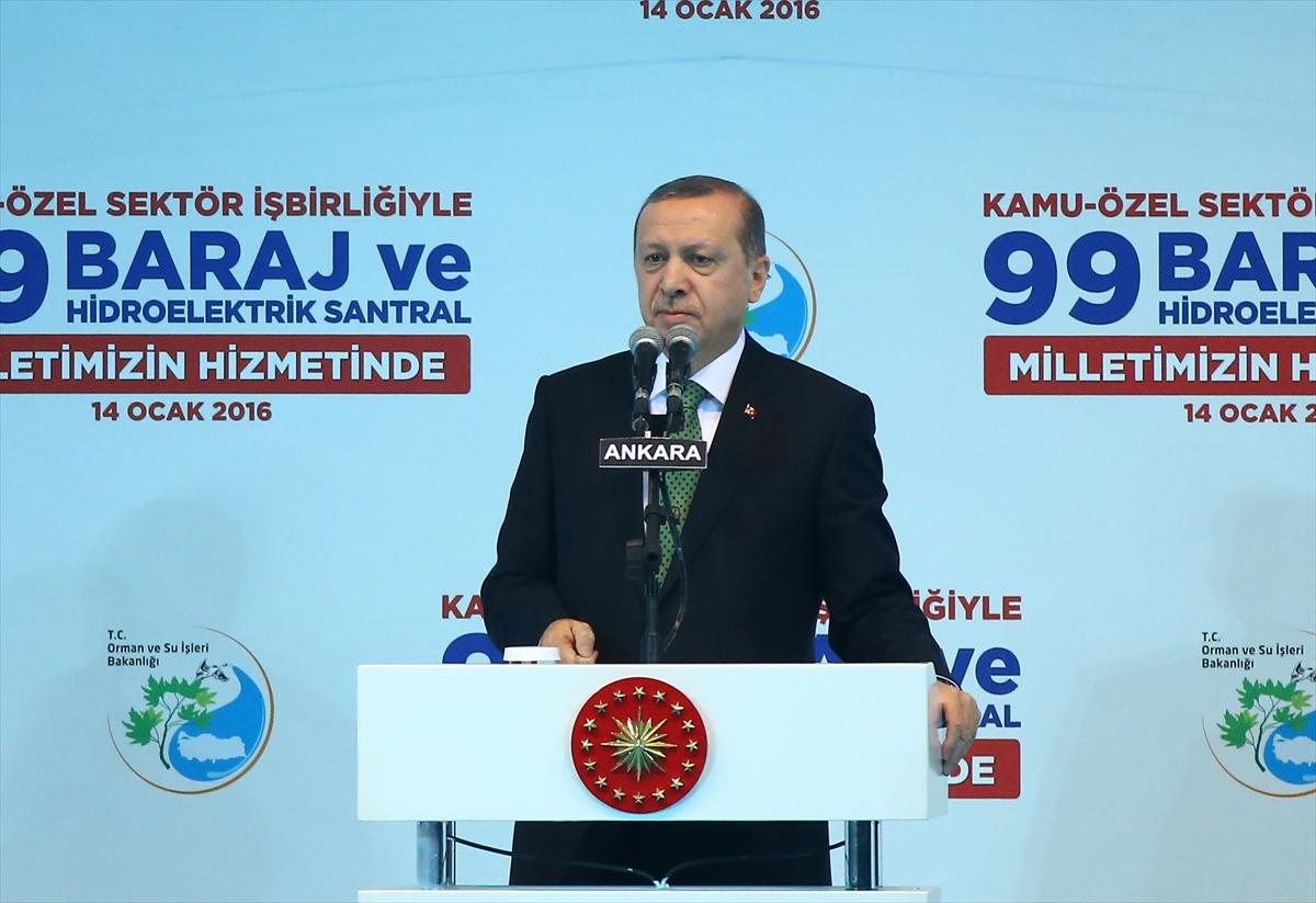 Cumhurbaşkanı Erdoğan'dan Kılıçdaroğlu'na: Sende hendek kaz