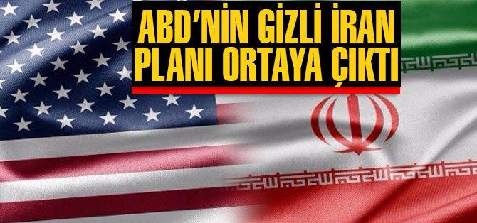 ABD'nin gizli planı