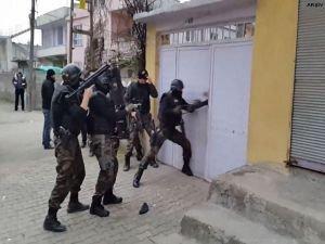 Siirt'te PKK operasyonu