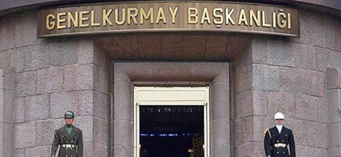Genelkurmay'dan Diyarbakır saldırısı açıklaması