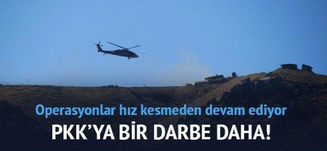 TSK'dan PKK Operasyonları!