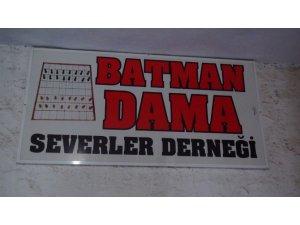 Batman'da dama turnuvası yapılacak