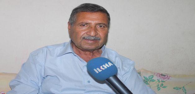 """Kürt siyasetçi Bekir: """"PYD, PKK'nin güdümünde"""""""