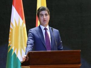 """Barzani: """"Türkiye ile eskisi gibi iyi ilişkiler içinde olmayı istiyoruz"""""""