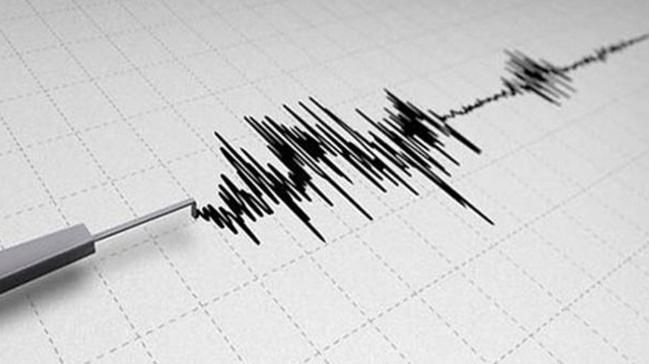 Akdeniz de 4 büyüklüğünde deprem meydana geldi