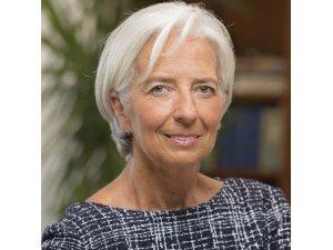 IMF Başkanlığı'na Christine Lagarde seçildi