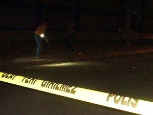Dur ihtarına uymayan minibüse ateş açıldı: 5 yaralı