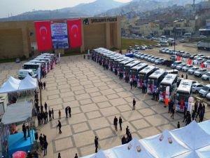 TEMSA'dan Şanlıurfa Büyükşehir Belediyesi'ne 37 Opalin City