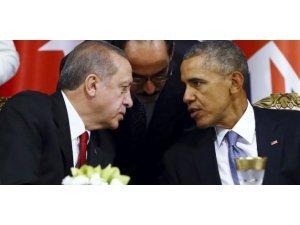 Obama Cumhurbaşkanı Erdoğan'la görüşecek
