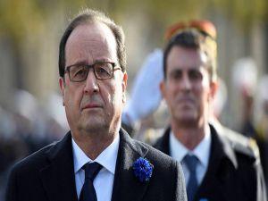 Francois Hollande, savaş çıkabilir!