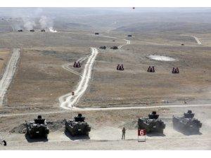 BakanlıkTan açıklama: Asker savaşa hazırlanıyor