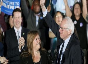 Halk Bernie Sanders'ın kazanacağına inanıyor
