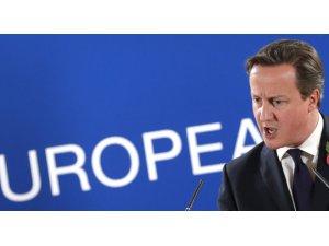 Cameron: AB'siz Bir çözüm çözüm değildir