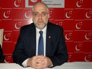 """Bozan: """"Milletin talep ve beklentileri dikkate alınarak hareket edilmeli"""""""