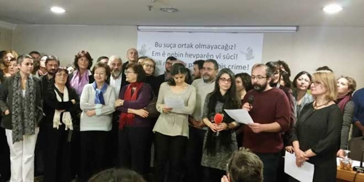 PKK sevici akademisyenlerin sayısı 2 bine çıktı