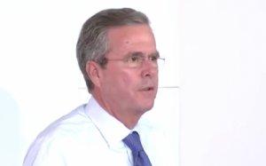 Bush, yarışı kaybetti!