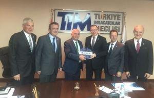 Ekonomi Bakanı Mustafa Elitaş'tan TAYSAD'a, övgü