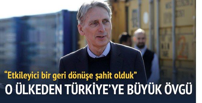 Hammond:Türk yetkililerin istihbarat noktasında oldukça iyi
