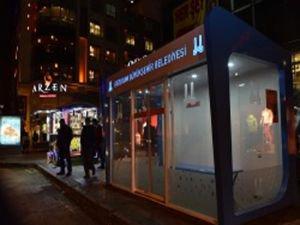 Erzurum'da Akıllı durak sayısı arttırılıyor