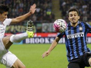 Inter, bu hafta'da Atalanta'ya takıldı