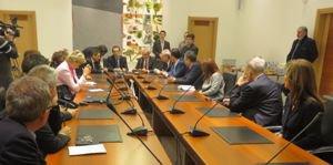EİB, Yunan Helexpo Fuarcılık ile işbirliği protokolü imzaladı