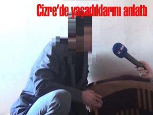 PKK'den kaçan genç yaşadıklarını anlattı!