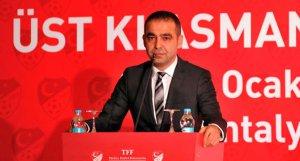 MHK Başkanı: İstifa söz konusu değil