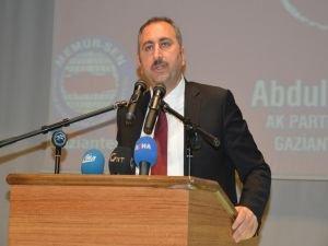 Adalet Bakanı Gül'den Hollanda'ya tepki