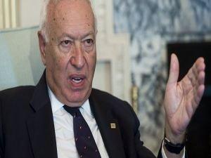 Margallo, Suriye'ye askeri müdahale krizi kötüleştirir