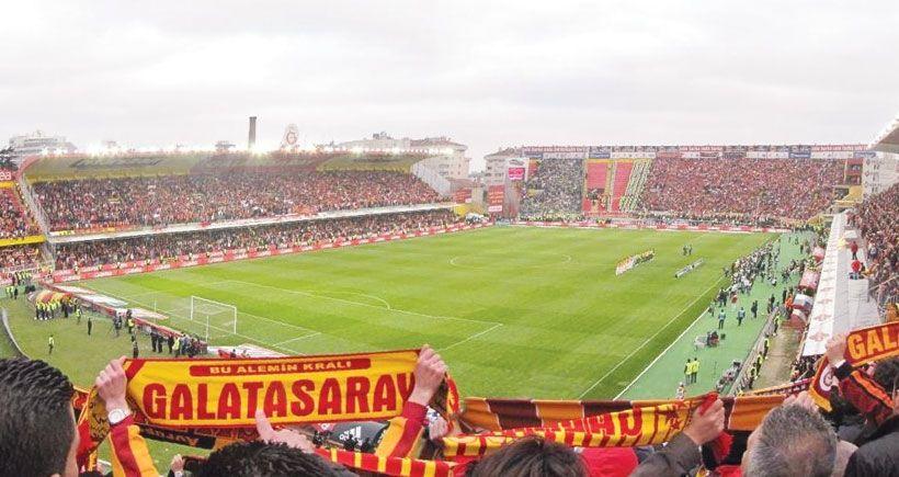 Galatasaraylıların yeni stadı zafer görmedi