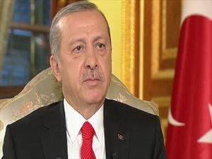 Cumhurbaşkanı Erdoğan'dan Süleyman Atlı'yı tebrik