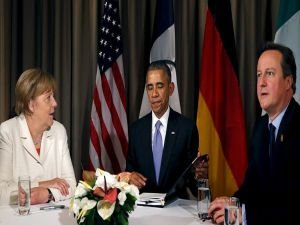 Ülke liderlerinden Suriye için telefon görüşmesi
