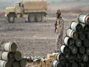 Suudi Arabistan'ın Necran kentine saldırı 1 asker öldü
