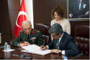 TSK ve SGK Sağlık Hizmeteri Protokolü imzaladı