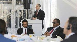Bakan Kılıç, Somali forumu'nda önemli mesajlar verdi
