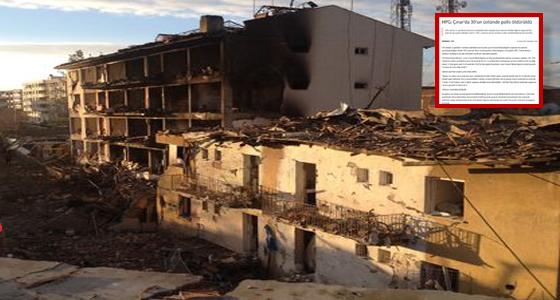 Çınar saldırısını PKK üstlendi