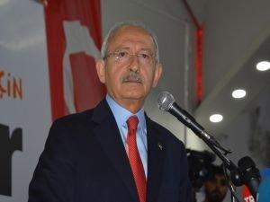 Kılıçdaroğlu ve 72 CHP'li vekil hakkında suç duyurusunda bulunuldu