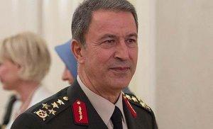 Akar, Jandarma Genel Komutanlığı'nın kuruluşunu kutladı