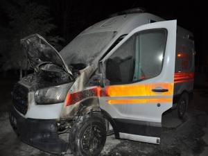 Batman'da iki kez yanan ambulansla ilgili açıklama yapıldı