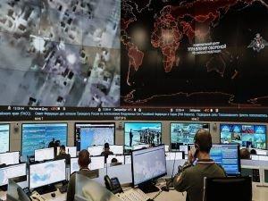 Rusya'dan, ABD'ye Suriye haritası