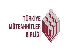Türkiye Müteahhitler Birliği: 2019 Yılı Beklenenden Zor Geçiyor