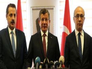 Başbakan Davutoğlu'ndan Cerattepe ile ilgili önemli açıklamalar!