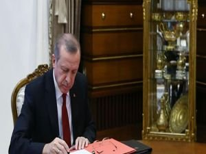 Cumhurbaşkanı Erdoğan 2 üniversiteye rektör atadı